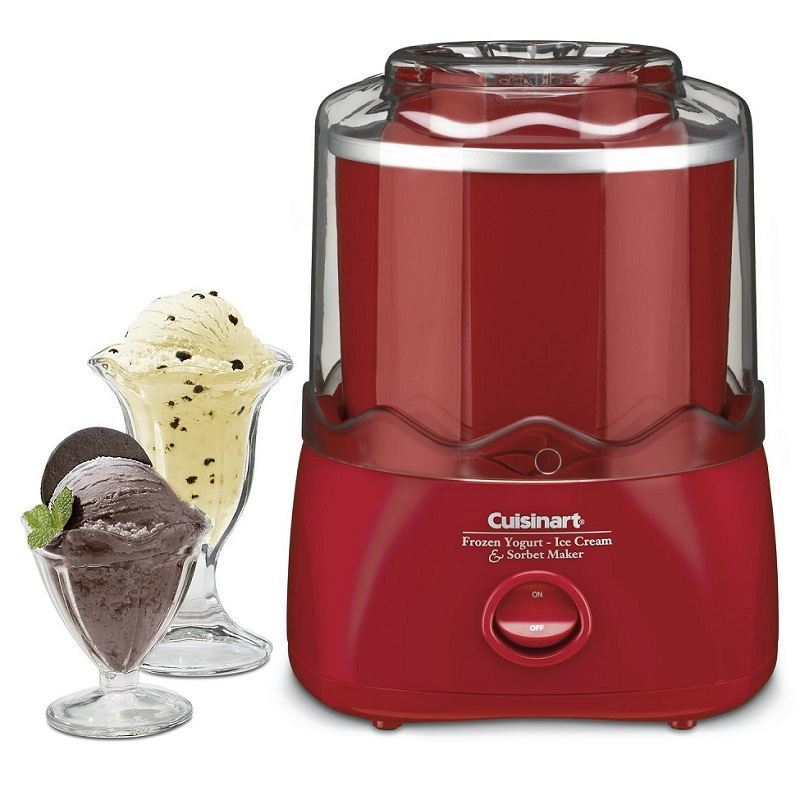 Cuisinart Ice Cream Maker in Your Home