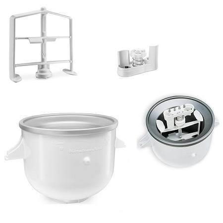 KitchenAid KICA0WH IC Maker | AnyoneWantDessert.com on ice cream makers at target, ice maker does not work, big ice cream maker kitchenaid, ice cream attachment kitchenaid professional 6, ice cream word search, ice kitchenaid mixer, vintage kitchenaid,