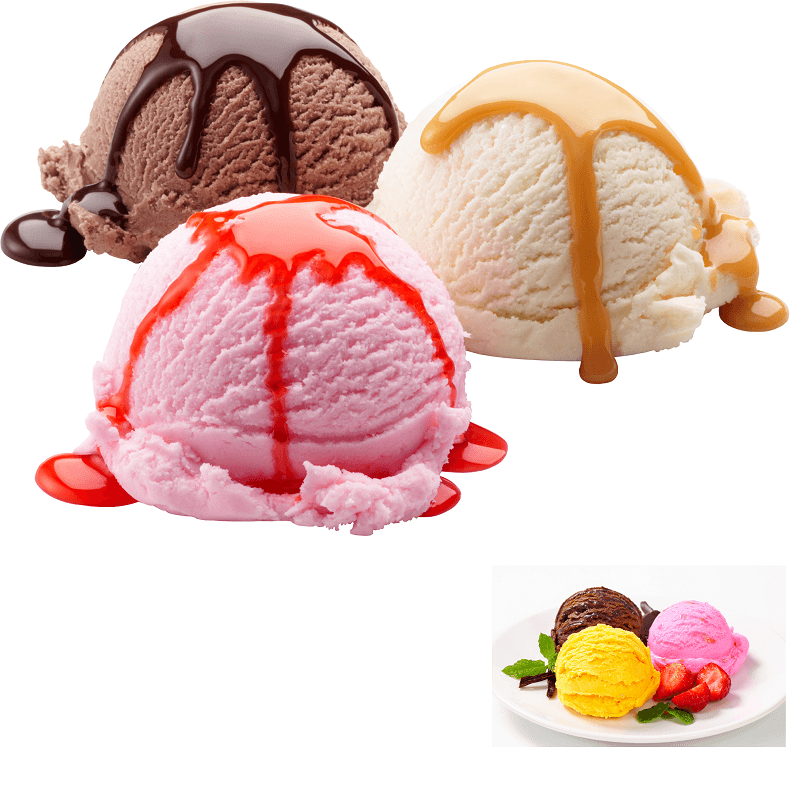 Ice Cream Maker Introduces You to a New World of Flavors