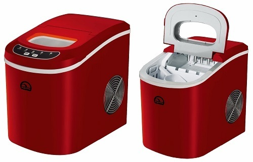 iGloo ICE102-Red Ice Maker